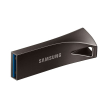 USB Flash карта Samsung Bar Plus MUF-32BE4 32Gb серый